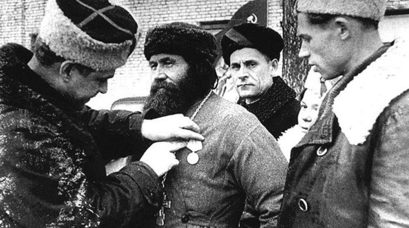О роли Церкви в Великой Отечественной войне