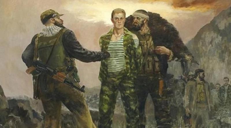 Русский воин Евгений Родионов